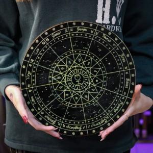 Фото Светящийся круг - Знаки зодиака 30 см