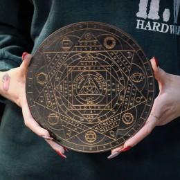 Фото Звезда Магов декор алтаря 20 см