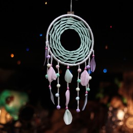 Фото Ловец снов Цветной бирюза детский