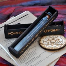Фото Штормгласс барометр в подарочной коробочке, с подвесом