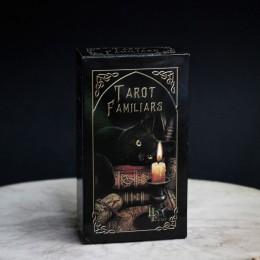 Фото Таро Фамильяров 78 карт Лиза Паркер (Tarot Familiars By Lisa Parker)
