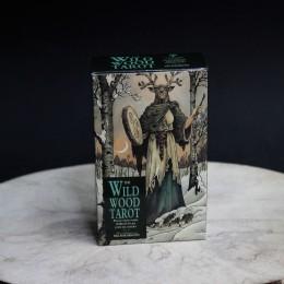 Фото Таро Дикого Леса 78 карт (The Wildwood Tarot: Wherein Wisdom Resides)