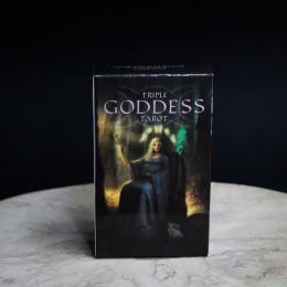 Фото Таро Триединая Богиня 78 карт (Triple Goddess Tarot)