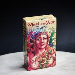 Фото Таро Колесо Года 78 карт (Wheel of the Year Tarot, by Lo Scarabeo)