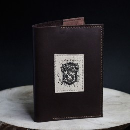 """Фото Обложка на паспорт """"Слизерин"""""""