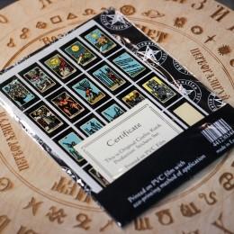 Фото Комплект наклеек в виде карт Таро Уэйта