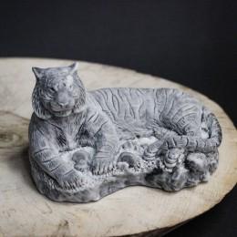"Фото Статуэтка ""Тигр лежащий"""