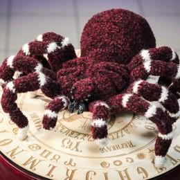 Фото Тарантул Николай - игрушка паук ручной работы
