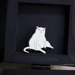 """Фото Брошка с котейкой """"Секси Поза"""", разные"""