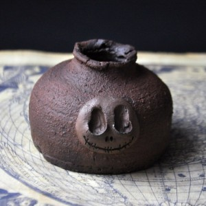 фото Декоративная вазочка Джек Скеллингтон