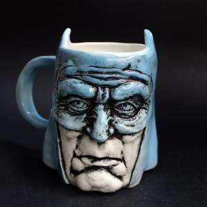 Фото Кружка Бэтмен керамика