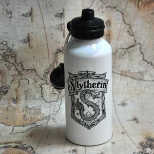фото Бутылка металлическая Слизерин