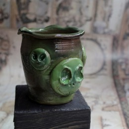 Фото Декоративная вазочка Джек