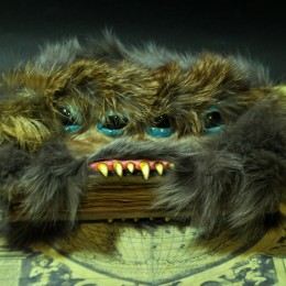 Фото Блокнот серии Чудовищные книги - Флаффи